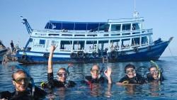 苏梅岛娱乐-Crystal Dive Resort