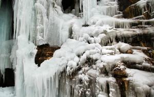 【新乡图片】水墨江山,看辉县西沟冰挂
