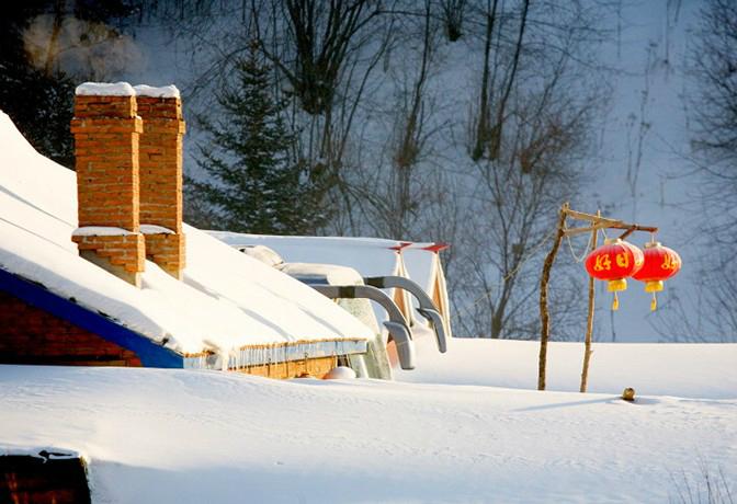【雪乡景点】雪乡旅游景点大全,哈尔滨雪乡景点推荐