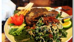 巴厘岛美食-脏鸭餐厅(乌布店)(Bebek Bengil)