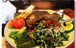 印度尼西亚美食-脏鸭餐厅(乌布店)