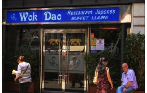 巴塞罗那美食-Wok Dao