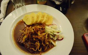 布拉格美食-lokal