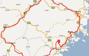 【连城图片】2012年十一国庆骑行单车环闽
