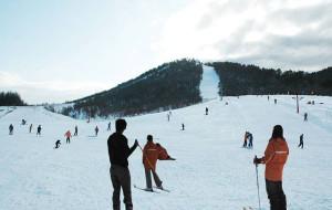 神农架娱乐-神农架滑雪场