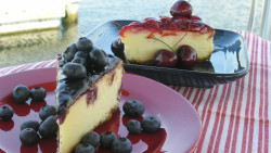 芝加哥美食-Eli's Cheesecake World