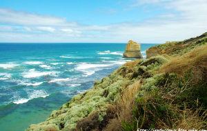 【大洋路图片】世界上最壮美的沿海风景线——大洋路之概述
