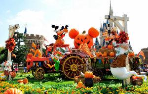 日本娱乐-东京迪士尼乐园
