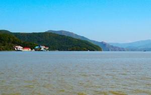松花湖图片