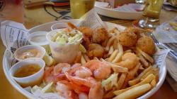 夏威夷美食-阿甘虾餐厅(欧胡岛)(Bubba Gump Shrimp Company(OAHU))