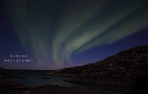 【北极图片】【极圈以北】北极光掠过的Tromso