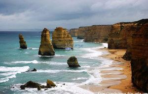 【大洋路图片】世界上最壮美的沿海风景线——大洋路之十二门徒