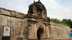 菲律宾景点-圣地亚哥城堡(Fort Santiago)