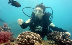 海南娱乐-分界洲岛潜水