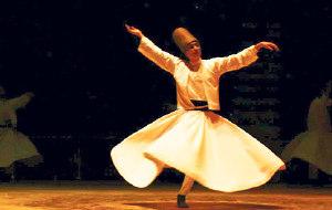 土耳其娱乐-梅夫拉纳回旋舞