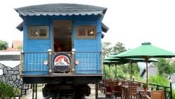 大叻美食-Dalat Train Cafe