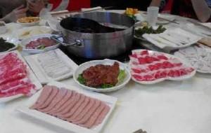 重庆美食-潮火锅(观音桥金源店)
