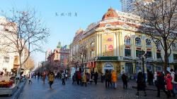 哈尔滨娱乐-中央大街步行街