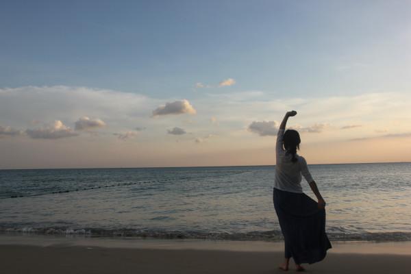 自由 风景 大海  头像