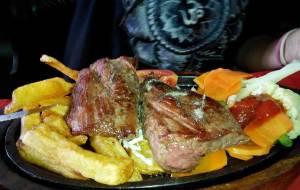 博卡拉美食-New Everest steak house