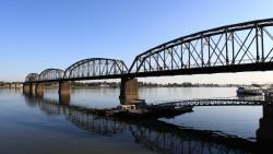 丹东景点-鸭绿江断桥