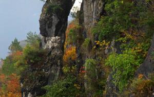 【黄岩图片】《游巫山,赏红叶》