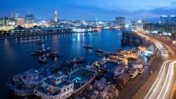 迪拜景点-迪拜湾(Dubai Creek)