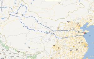 【三门峡图片】2015年 青岛自驾,西行万里,北疆环游散记