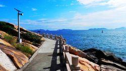 珠海景点-外伶仃岛