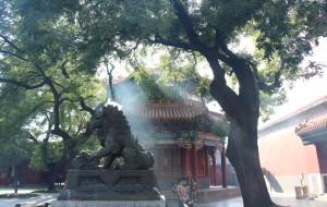 【北京图片】京城最大的皇家寺院——雍和宫