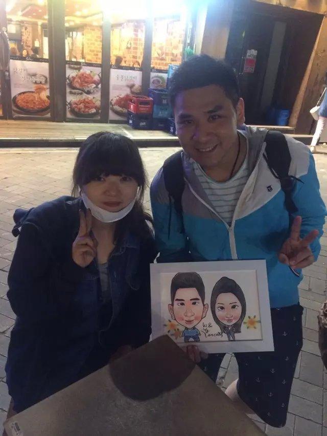 日�yi��k�_y&ki (first) : 韩国5日半自由行体验----歪歪
