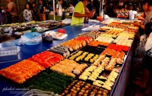 普吉岛美食-普吉周末市场