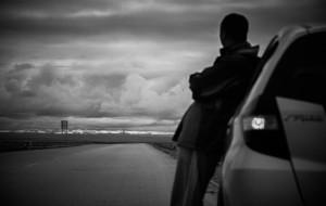 【祁连山图片】黑云掩天未遮山 独驾飞度走高原 借问楼主何处去 青海张掖一线穿