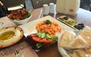 迪拜美食-Al Safadi Restaurant