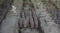 西安景点-秦始皇兵马俑博物馆