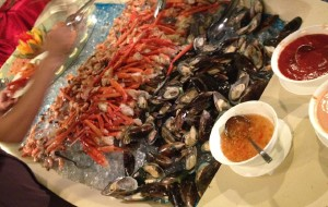 塞班岛美食-清泉海鲜自助餐厅