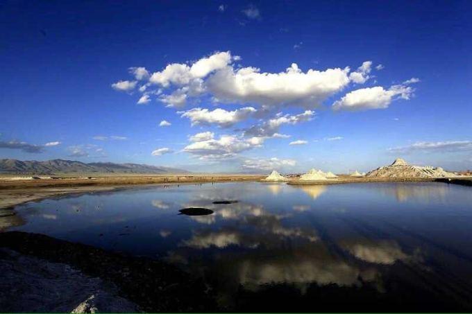 西部风景图片素材