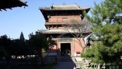 大同景点-善化寺