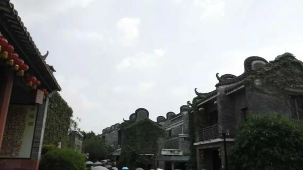 1元畅游岭南印象园,爽歪歪 -广州游记图片