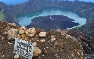 【龙目岛图片】印尼2座绝美但攀爬难度较低的火山|默拉皮和林查尼 ,攻略为主