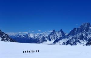 【巴基斯坦图片】巴基斯坦snowlake冰川徒步,2015年8-9月的雪山、巴铁