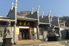初次寻访:湖北红安·天台寺佛教音乐学院(广玄艺术团)