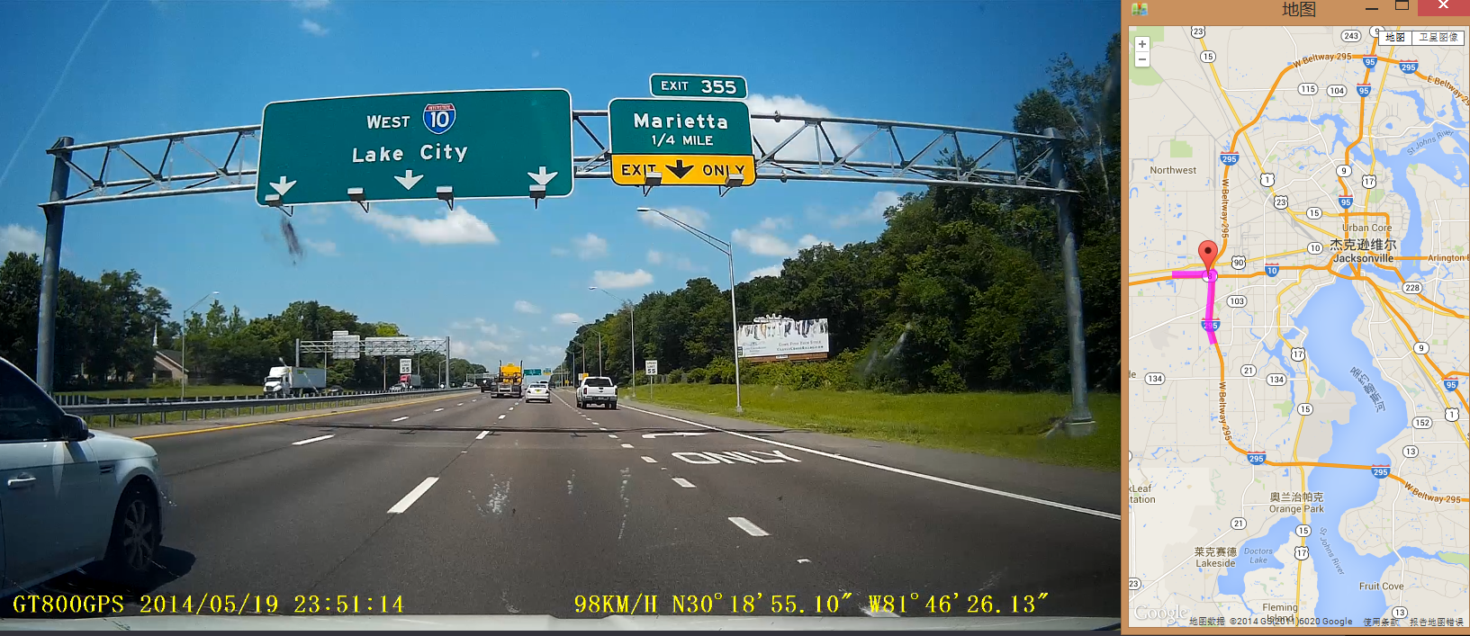 那年,我们跟着龙颖,环游美加(十一) Freeway——美国的高速公路