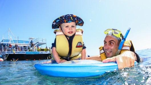 【梦中的心形礁】圣灵群岛 哈迪大堡礁双体船出海一日游(含海鲜自助