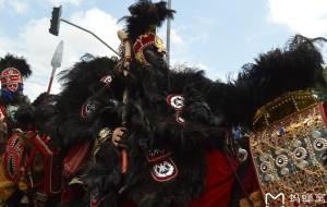 【尼日利亚图片】非洲土皇游行