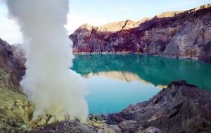 【东爪哇图片】下火海,逐浪花,印尼七天——从地狱到天堂的自由奔跑