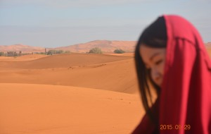 """【卡萨布兰卡图片】【走进NI的世界】摩洛哥""""色""""旅游"""