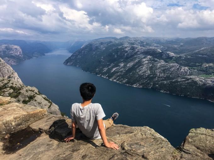 蜜月之行——挪威 冰岛