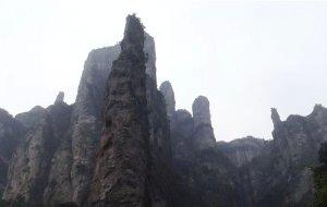 【永嘉图片】<永嘉山水>小楠溪江之-----百丈瀑穿越十二峰游记