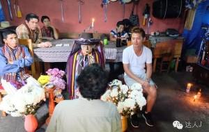 【危地马拉图片】【J 探秘】在危地马拉平民家亲历神秘的诅咒邪术…